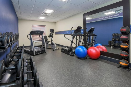 West Haven, CT: Fitness Center