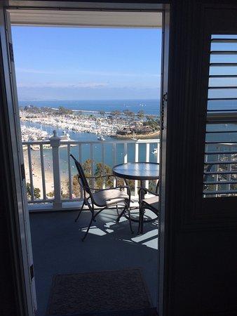 Blue Lantern Inn - A Four Sisters Inn: Room 201 Balcony