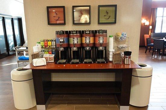 Schertz, TX: Coffee Station