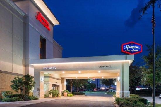 Schertz, TX: Hotel Exterior