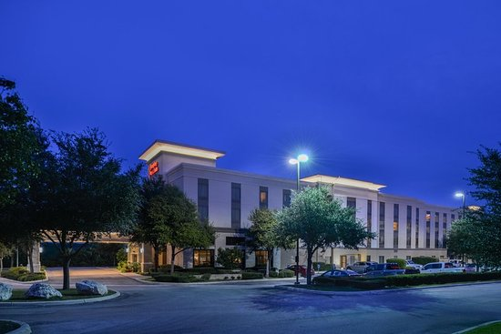 Schertz, Техас: Hotel Exterior