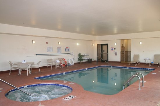 Hampton Inn Sierra Vista: Indoor Pool & Hot Tub