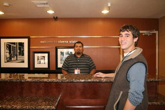 Hampton Inn Sierra Vista: Lobby