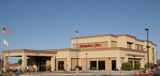 Welcome to the Hampton Inn Sierra Vista