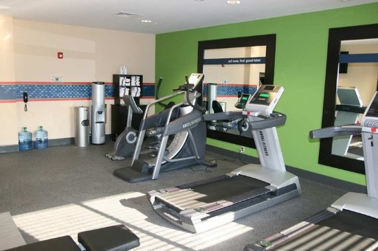 Farmington, MO: Fitness Center