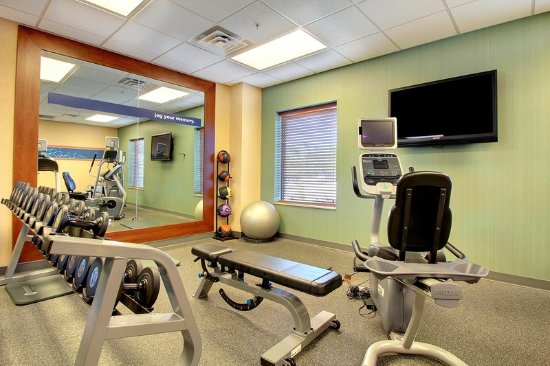 West Bend, WI: Fitness Center