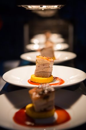 The Bistro Grill: Pork Belly (event menu)
