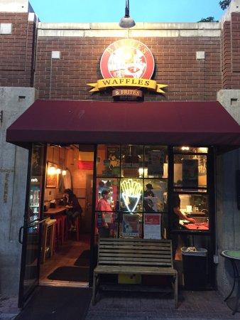 Bruges Waffles & Frites: photo0.jpg