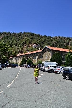 Pedoulas, Cypr: Монастырь Киккос
