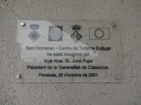 Oficina de Turismo, Peralada (Alt Empordà, Gérone, Catalogne), Espagne
