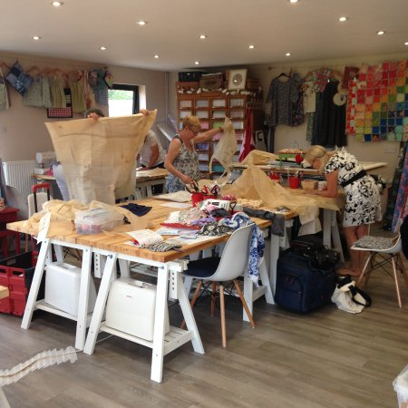 Hassocks, UK: dressmaking workshops