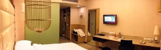 The Metropolitan Hotel & Spa: Room