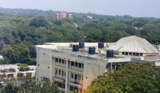 The Metropolitan Hotel & Spa: View of New Delhi