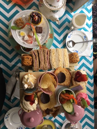 Tea Rooms In Lytham