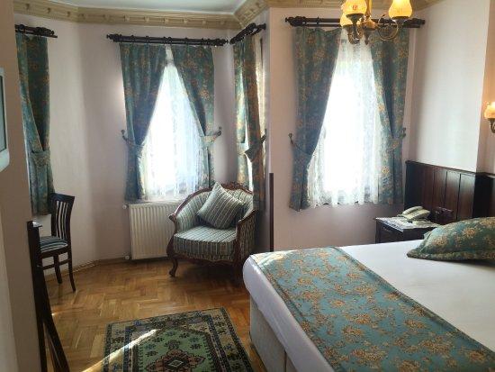 歐斯曼酒店照片