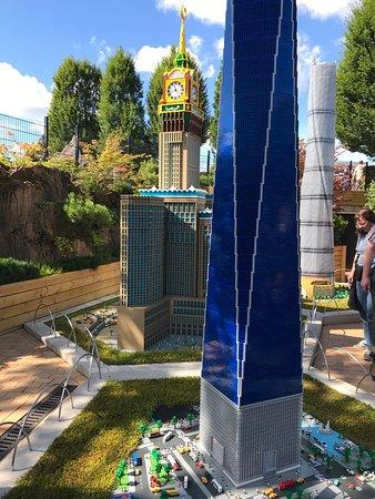 Legoland Billund: Legoland - lego constructions
