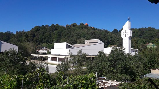 Карловац, Хорватия: The National shrine of St. Joseph