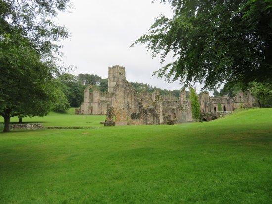Ripon, UK: Fountains Abbey