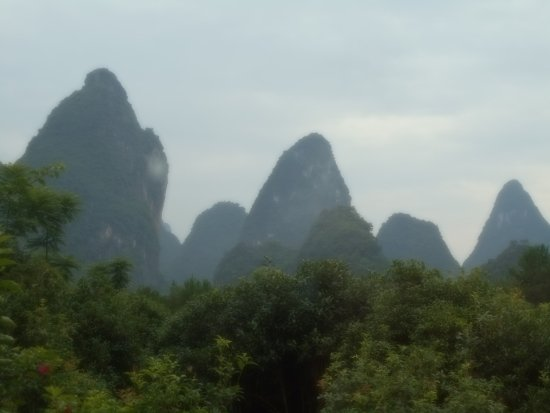 Yangshuo Dongling Resort Photo