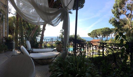 La Casa di Anny : View from the breakfast balcony