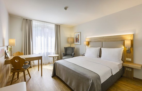 Holiday Inn Nurnberg City Centre: Einzelzimmer Standard Allergikergerecht