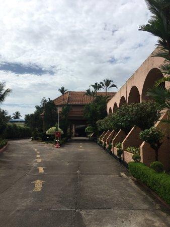 Good hotel old taj