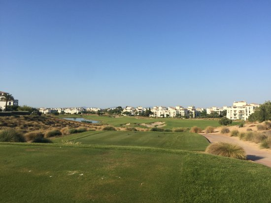 Sucina, Spanien: a course with a view