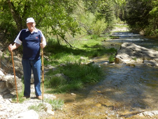 A Quiet Spot in Spearfish Canyon