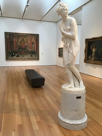 North Carolina Museum of Art: sculpture