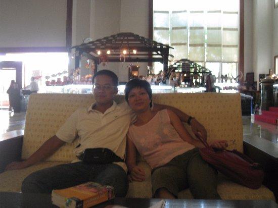 โรงแรมดอนจัน พาเลซ: Hall