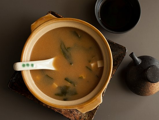 Sushi Central: Miso soup