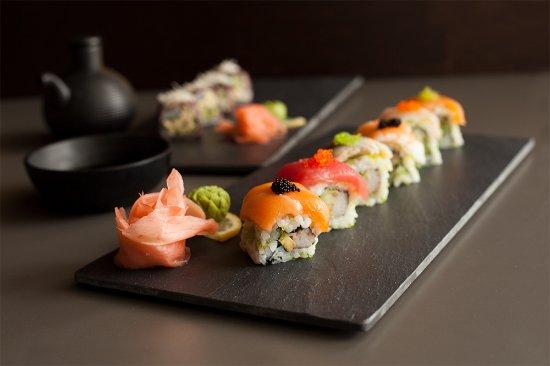 Sushi Central: Maki roll