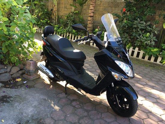 SYM JoyRide 200cc - Picture of Bali Big Bike, Canggu