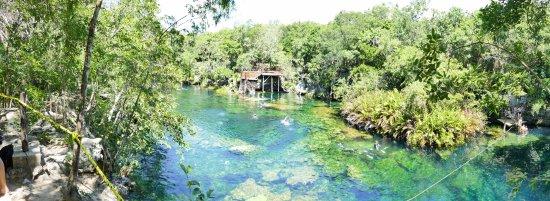 Yucatan, México: idem de l'autre côté
