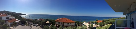 Gerakini, Yunani: Panoramic Sea-View