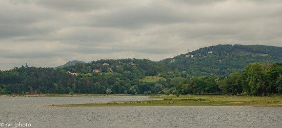 Revel, Francia: Le Lac de Saint-Ferreol