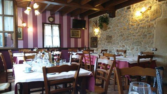 Infiesto, España: Comedor
