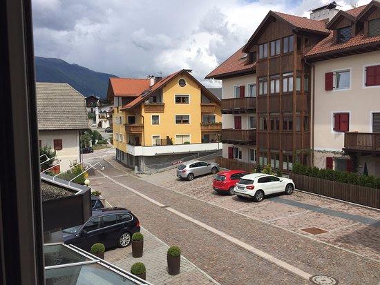 Βαλνταόρα (Όλανγκ), Ιταλία: Hotel vista da camera superior