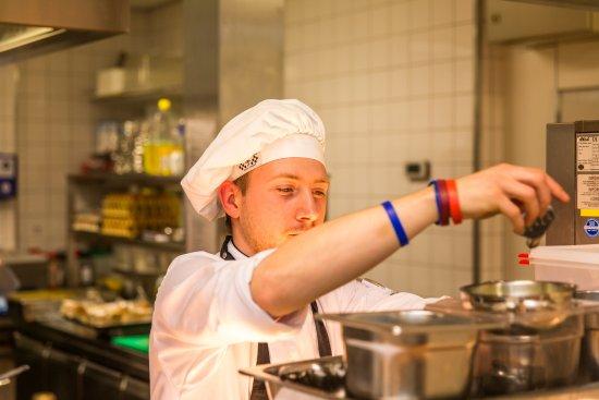 Restaurant Eethuis voor Allen in Zuidlaren - keuken
