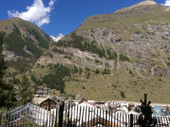 CERVO Zermatt Resmi