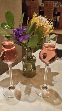 Chez Shiraz: ...3rd cheers sherry