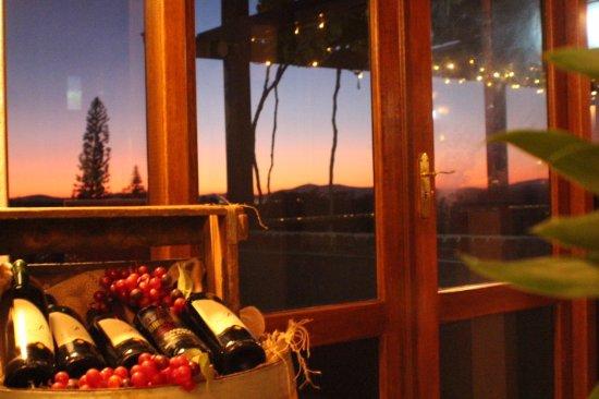 Chez Shiraz: ....sunset
