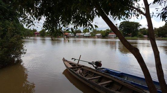 Kampong Thom, Cambodja: Sambor Village