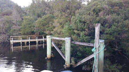 Strahan, Australia: Gordon River Cruise