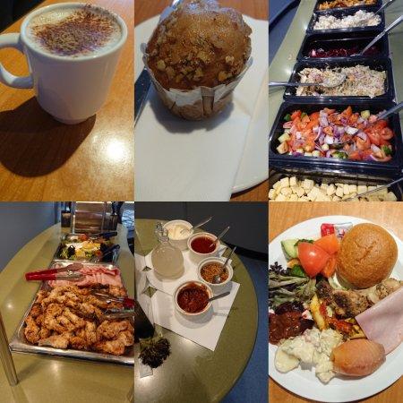 Strahan, Australië: Yummy food