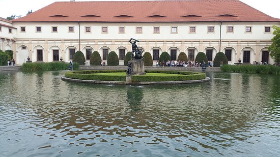 Image result for waldstein palace