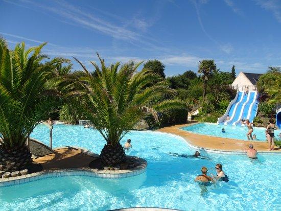 La Foret-Fouesnant, France: Piscine