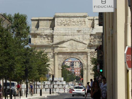 Arc de Triomphe , Orange