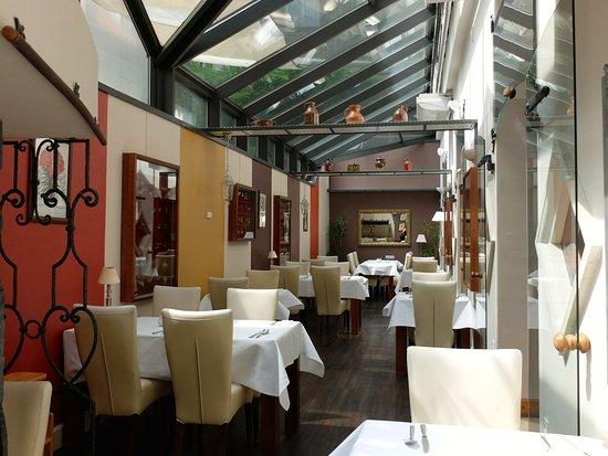 Hotel Grodek: Ristorante