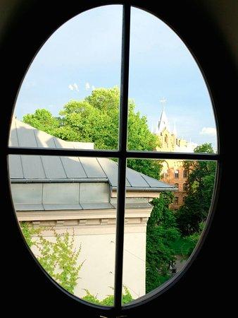"Hotel Grodek: Vista da finestra camera ""Appartamento"""